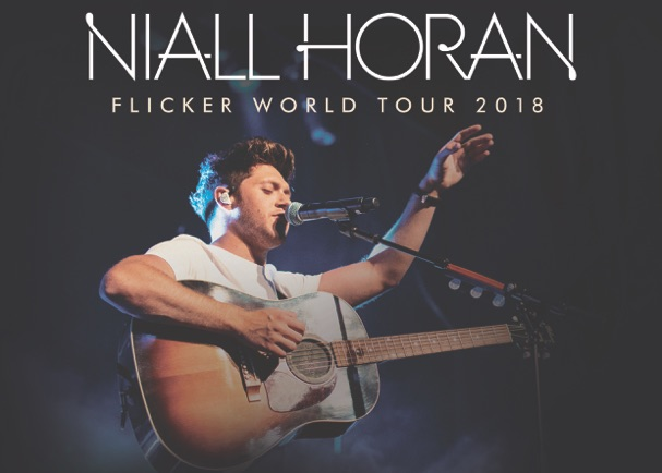 Niall Horan coming to the AMP in 2018