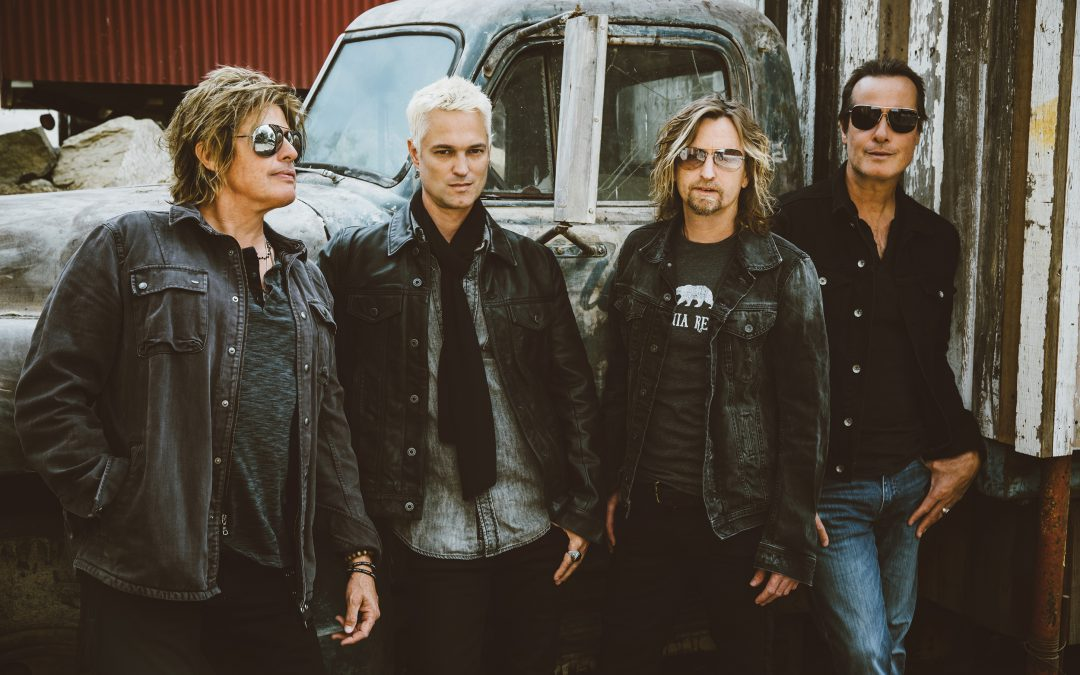Stone Temple Pilots Announce New Lead Singer