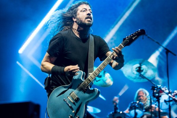Foo Fighters Rock 'Celebrating America' With Performance Of