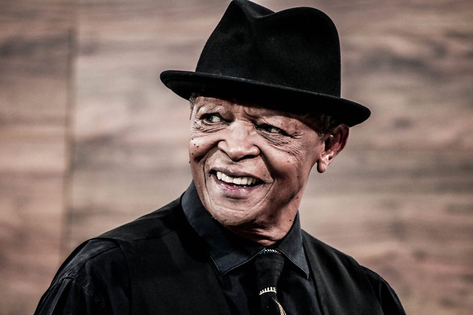 Hugh Masekela's train comes to a halt