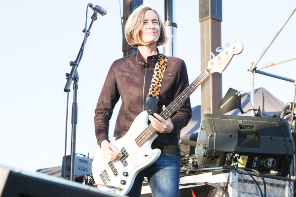 Janet English Spiderbait ADOTG Mt Duneed Winery. Photo by Ros O'Gorman