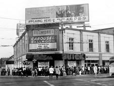 Fillmore West Carousel Ballroom