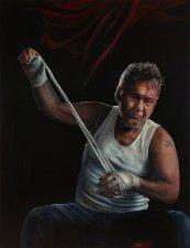 Jimmy Barnes Title Fight