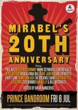 Mirabel 20th Anniversary