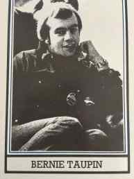 Bernie Taupin Honky Chateau Daddy Cool badge