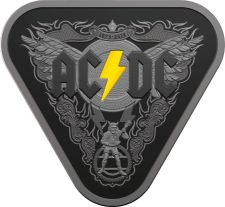 ACDC $5 coin