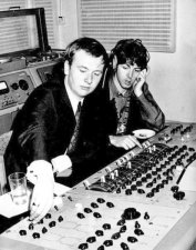 Geoff Emerick and Paul McCartney