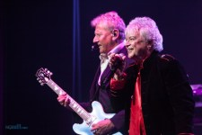 Air Supply perform at the Palais Theatre in St Kilda on Wednesday 8 June 2016.