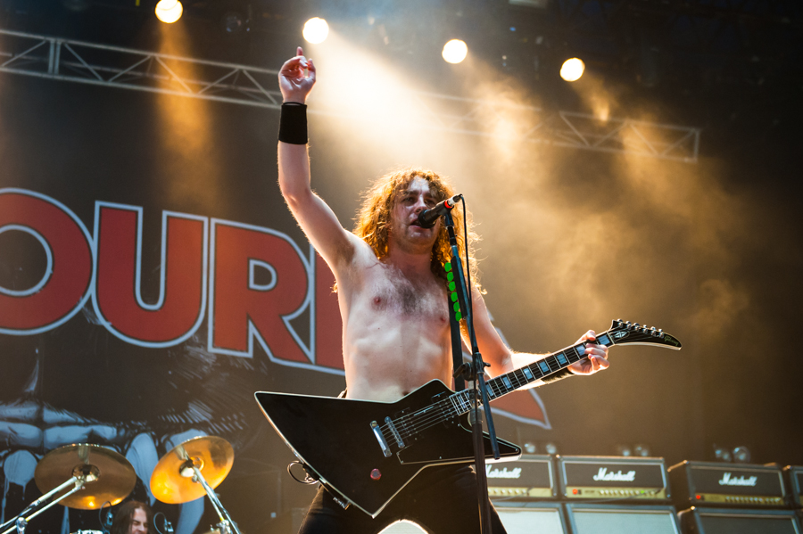Airbourne are the Real Deal DOWNLOAD REVIEW - Noise11 com