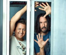 Bill and Ted 3 Alex Winter and Keanu Reeves