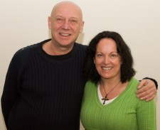 Ros O'Gorman and Russell Morris