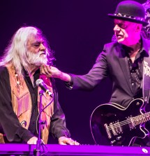 APIA Good Times Tour 2019 Brian Cadd and Russell Morris photo by Mary Boukouvalas