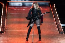 Madonna performs at Rod Laver Arena on Saturday 12 March 2016. This is the first show of the Australian leg of her world wide Rebel Heart Tour.