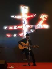 Gilad Serve at Israeli Embassy Shanghai China