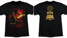 Cold Chisel RFSA tshirt