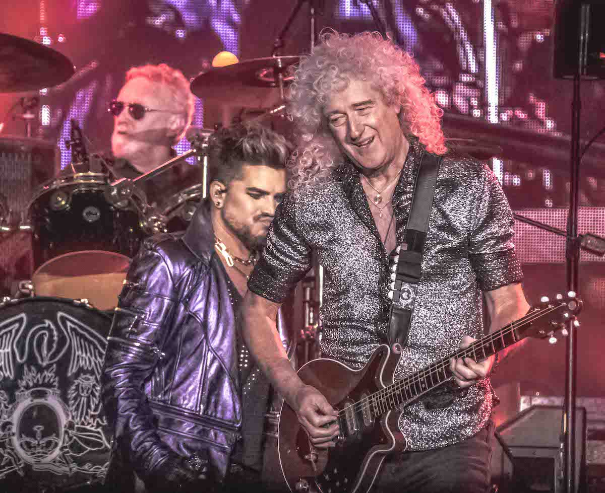 Queen + Adam Lambert Reign (and Rain) Over Melbourne #REVIEW