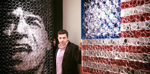 David Datuna, founder, Art4Changes