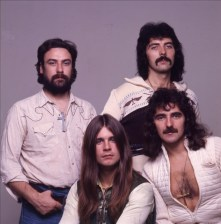 Black Sabbath 1976 photo from BMG Records