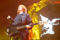 Geezer Butler Black Sabbath Photo By Ros-OGorman