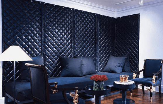 Sound Barrier For Small Rooms