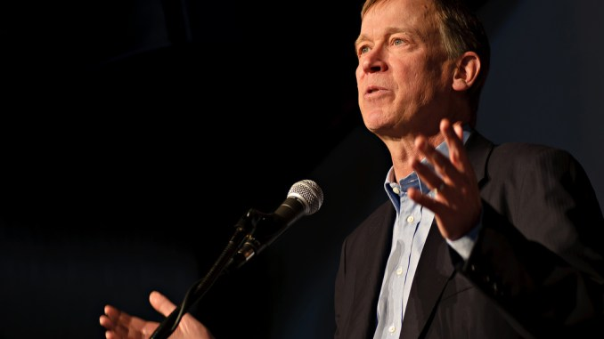 John Hickenlooper Speaks March 2011