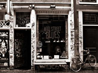 Hill Street Blues Coffee Shop Amsterdam