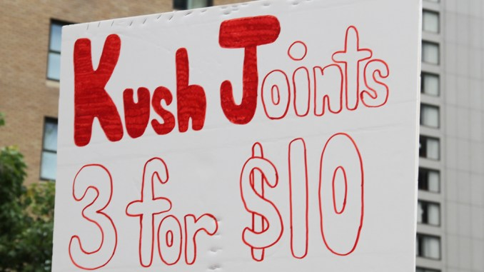 kush joints 3 for 10