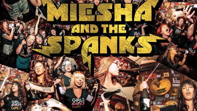 Miesha spanks girls girls girls cover art