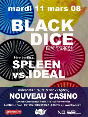 Black Dice (Paris - Nouveau Casino)