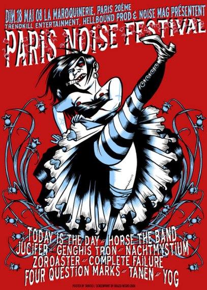 Paris Noise Fest by Tanxxx