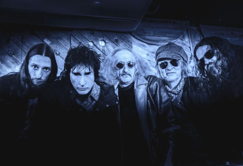 The Limit (Pentagram, The Stooges, Testors) : premier album en écoute