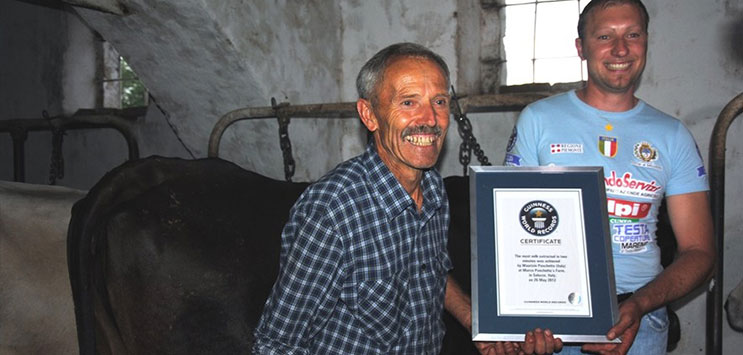 record agricoli italiani