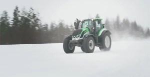 trattore più veloce del mondo