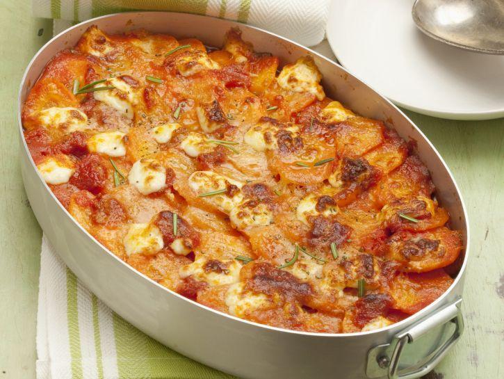 ricetta parmigiana di carote
