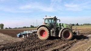 minimum tillage