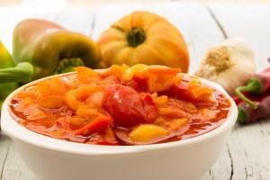 ricetta originale peperonata