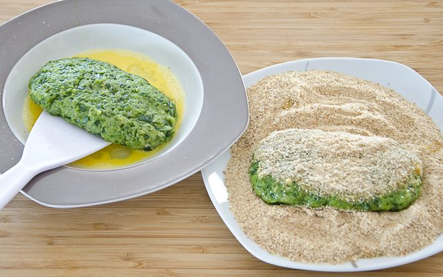 spinacine fatte in casa preparazione 2