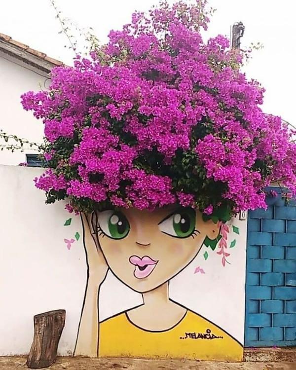 Dois Corregos by Robson Melancia a San Paolo, Brasile - Street Art