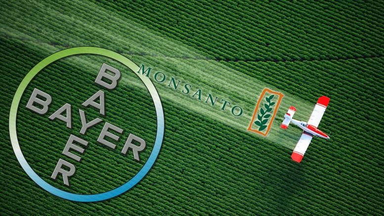 Fusione Bayer e Monsanto