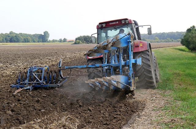 lavorazioni del terreno
