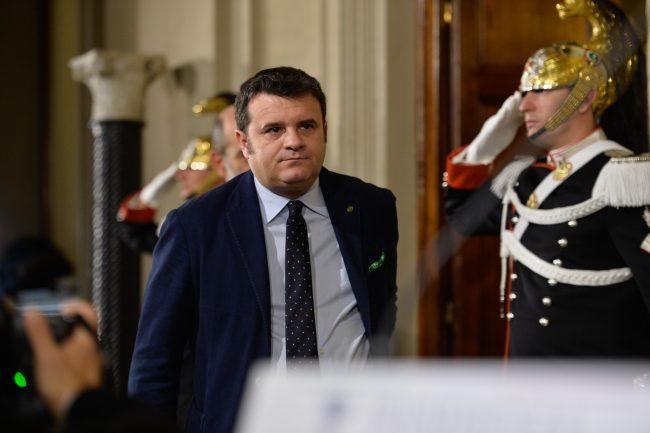 Ministro Agricoltura Governo Conte