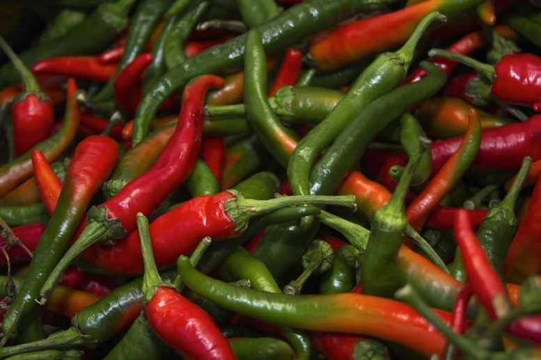 peperoncino verde