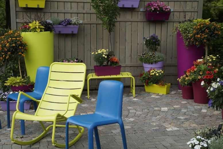 piante in terrazzo