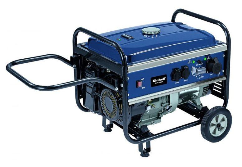 Einhell Generatore di Corrente 5.550 W BT-PG 5500-2