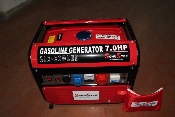 Schuster Generator 7.0 HP 2800W