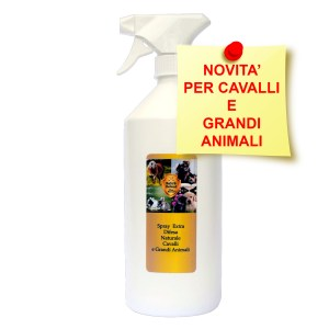 spray antiparassitario per cani grandi