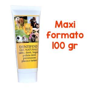 dentifricio per cani naturale
