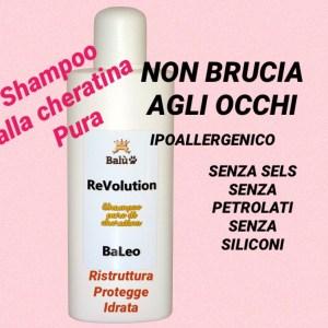 shampoo professionale per cani linea baleo