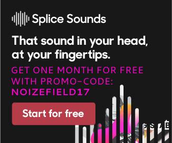 Get one month for free on Splice Sounds