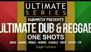 Loopmasters released Dubmatix Presents - Heavyweight Dub & Reggae
